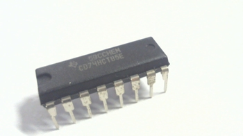 74HCT85 4-bit magnitude comparator