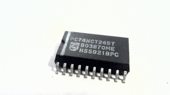74HCT245T  Bus Transceiver, Single, 8 Bit, 20 Pin SMD