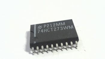 74HCT273WM 8 kanaals D flip-flop positive trigger SMD
