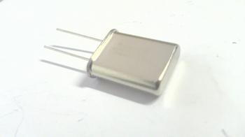 Quartz crystal 6 mhz HC18