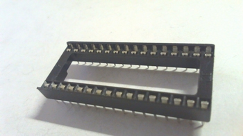 32 pins standard IC socket
