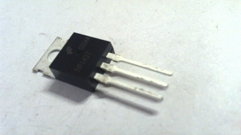 TIP142 -TTU DARLINGTON TRANSISTOR 100V 80W, TO-220AB