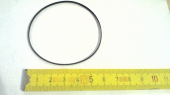 V-snaar circa 70mm