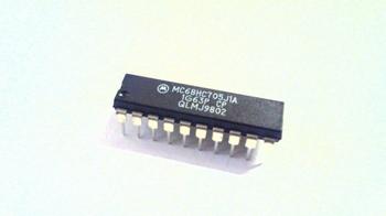MC68HC705J1A microcontroller