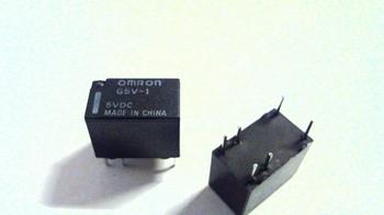Relais G5V-1 omron 5 volt DC DPST