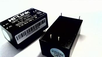 AC-DC step down module 240VAC to 12 Volts 0.25A