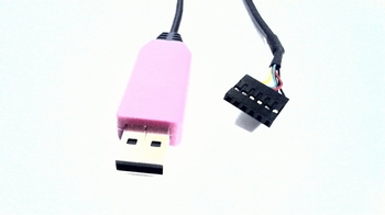 PL2303HXD USB naar TTL RS232 kabel 6 pins