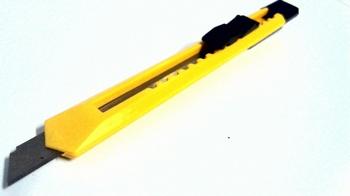 Cutting knife small