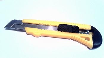 Cutting knife big