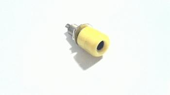banaan contrabus 4mm geel