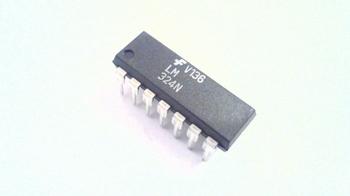 LM324 op-amp IC 5 stuks