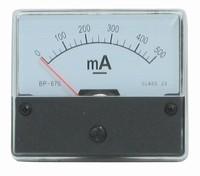 paneelmeter 0-500 ma DC