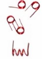 Mini spoel 60nH