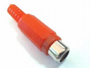 Standaard Cinch - tulp - RCA contra plug