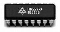 Multi toon melodie IC - HK227-3