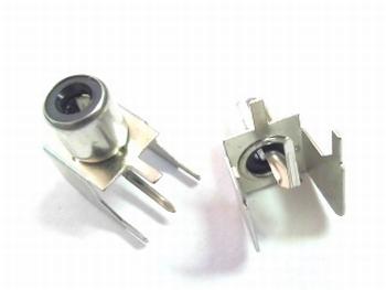 Cinch - tulp - RCA chassisdeel metaal printmontage.