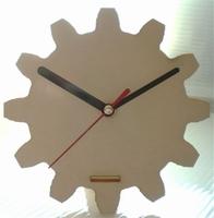 Klok bouwpakket tafelmodel gear