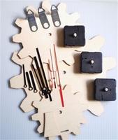 Assortiment klokbouwpaketten gear