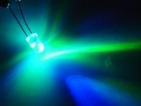 RGB LED 5mm kleurveranderende regenboogled