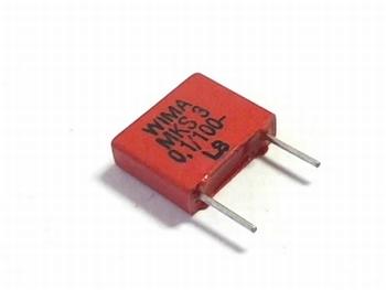 Condensator WIMA 100nF 100 volt