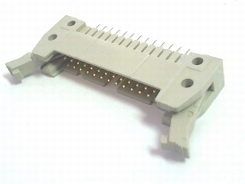 Header male connector 2x13 pins