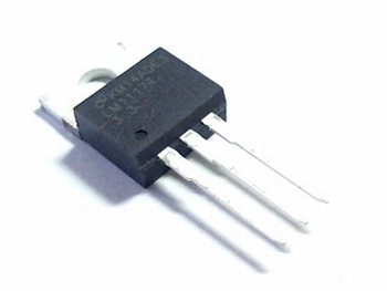 LM1117T 3,3 volt - voltage regulator