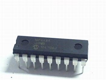 PIC16F648 A-I/P