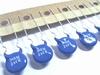 Keramische condensator 3,3nf - 2000 Volt