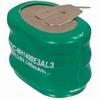 Batterijpack NiMH 3.6 V 140 mAh