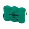 Batterijpack NiMH 3.6 V 60 mAh