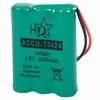 Batterijpack DECT telefoons NiMH 3.6 V 550 mAh