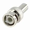 Rechte BNC plug ,crimp voor RG59, RG62, RG71, URM70, URM9907