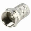 F-connector schroef versie 7.5 mm