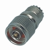 N-plug naar  UHF-kontra adapter