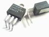 LM317 voltage regulator TO-220 bend 90 degrees