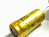 Electrolytische bipolaire condensator  ROE 39 uF 23 Volt
