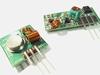 433Mhz set met draadloze zender en ontvanger