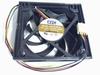 Fan 70x70x15 mm 12 volts AVC DE07015B12U