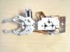 Robot klauw met 3 servo's