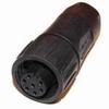 Kabelplug Amphenol 6 polig +PE, T3105 001