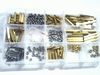 Assortment of distance holders and screws all M3