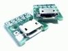USB micro-B ingang op print met soldeeraansluitingen