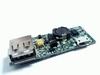 Mobiel power oplaadmodule met USB uitgangen
