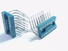 IC connector voet 16 pins professioneel haaks