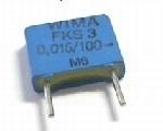 FKP / FKS capacitors