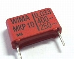MKC / MKP capacitors