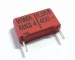 MKS capacitors